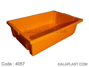 جعبه صنعتی پلاستیکی کد 4057