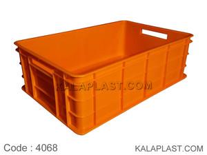 جعبه صنعتی پلاستیکی کد 4068
