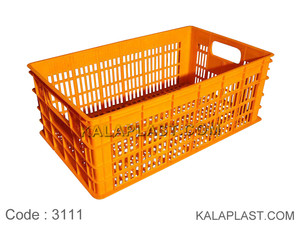 سبد صنعتی پلاستیکی کد 3111