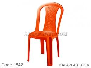 صندلی بدون دسته حصیری کد 842