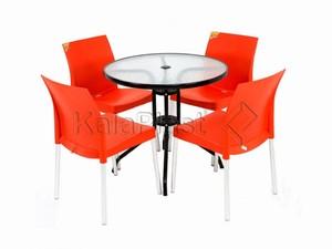 ست میز و صندلی 4 نفره سورنا کد S481