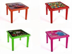 میز کودک مربع عکس دار کد 928