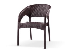 صندلی دسته دار حصیری پاناما کد 992