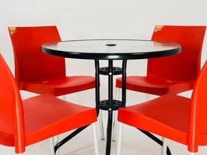 ست میز و صندلی استوک 1