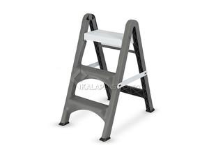 نردبان تاشو سه پله پلاستیکی الوند