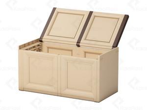 صندوق پلاستیکی 40×86 وندیک کد 1241