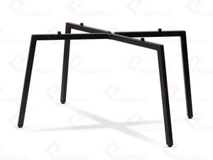 میز 8 نفره پایه تاشو فست با صفحه ام.دی.اف 25 میل