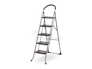 نردبان تاشو فلزی 5 پله