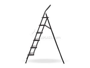 نردبان تاشو فلزی 6 پله