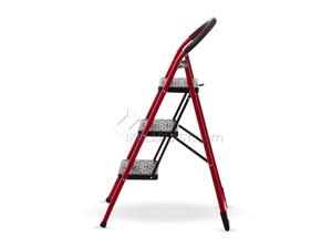 نردبان تاشو فلزی 3 پله