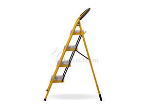 نردبان تاشو فلزی 4 پله