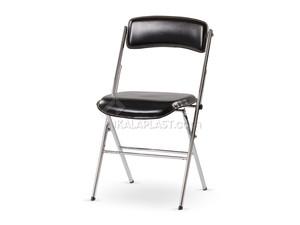 صندلی تاشو چرمی کارما