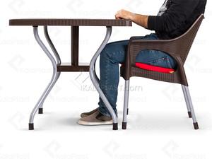 ست میز و صندلی 4 نفره سالتا کد S480