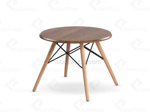 ست میز و صندلی 2 نفره ایمیز با میز عسلی