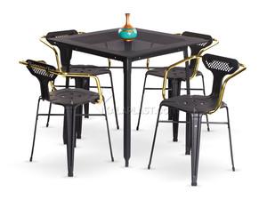میز و صندلی فلزی یوتا 753152