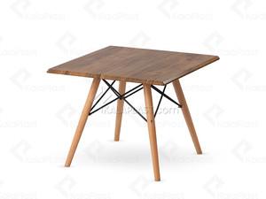میز عسلی مربع 56*56 ایمیز