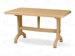 میز 6 نفره مستطیل بزرگ پلاستیکی کد 824