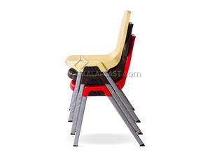 پک 3 عددی صندلی پایه فلزی اداری کد 883