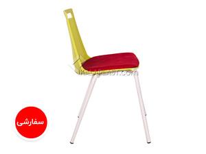 صندلی آکام با پایه فلزی کد 620