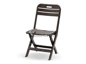 صندلی تاشو پلاستیکی تراس کد 109