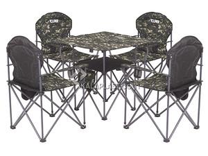 ست میز و صندلی تاشو توریست