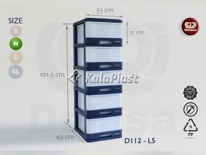 فایل متوسط دل آسا D112-L4