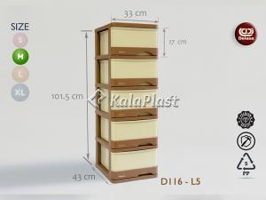 فایل متوسط طرح چوب دل آسا D116-L4