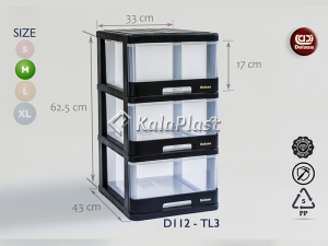 فایل متوسط شفاف دل آسا D112-TL2
