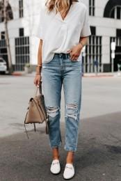 هر فرم بدن زنانه، چه مدل شلواری باید بپوشد؟