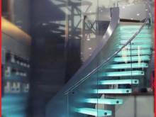 محافظ شیشهای راه پله