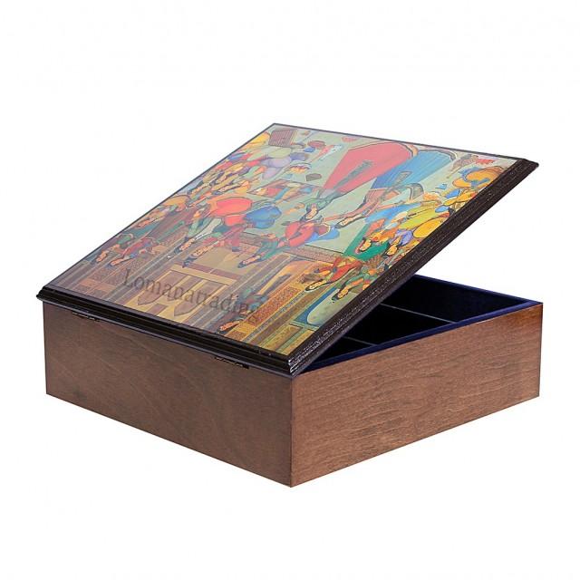 باکس بزرگ قاجار