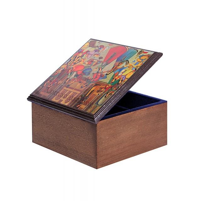باکس کوچک قاجار