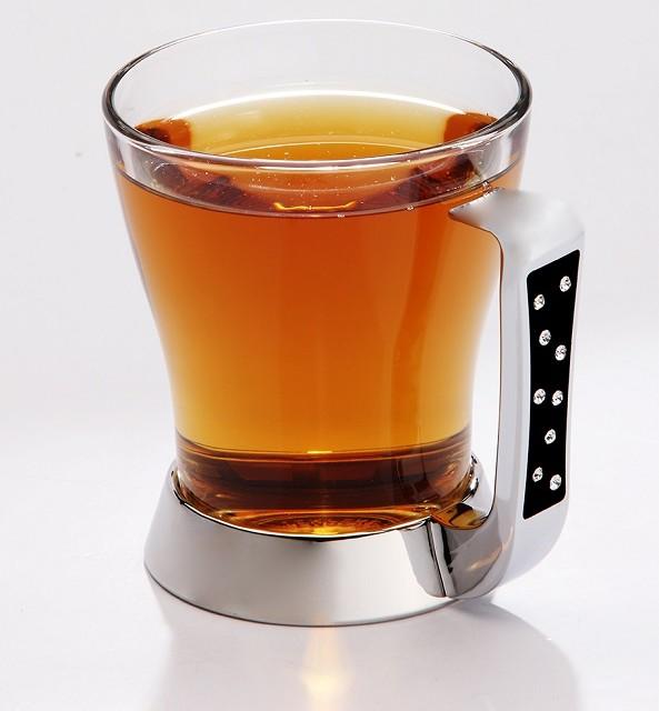 سرویس چای خوری تک استیل سری دایموند