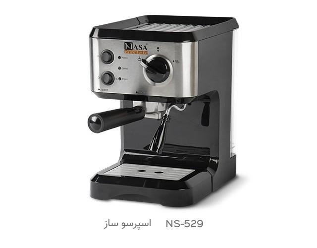 قهوه ساز ناسا الکتریک مدل  NS-529
