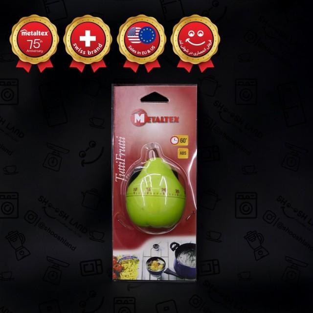 تایمر مدل میوه ایی متالتکس کد258268