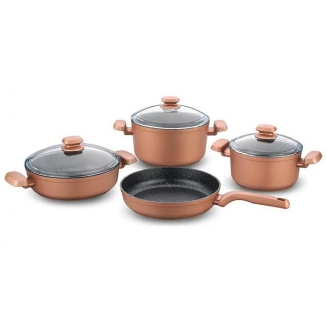 سرویس پخت و پز 7 پارچه کرکماز مدل هلناA1350