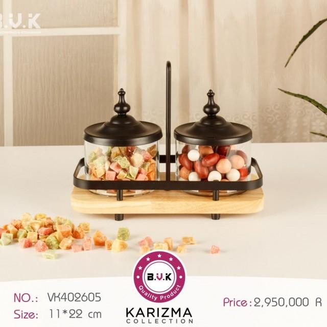 سرویس شکلات خوری B.V.K  طرح KARIZMA