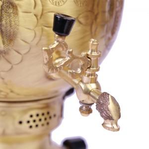 سماور 6 لیتری شاندیز مدل پانیز آنتیک
