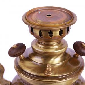 سماور3 لیتری ذغالی شاندیز آنتیک