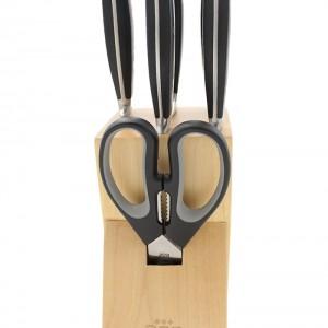 ست چاقوی 7 پارچه بی اس اف مدل Orlando