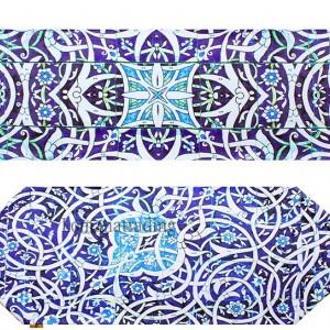 پک دکوراتیو با طرح سرمه ای قدیم لومانو