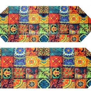 پک دکوراتیو با طرح شانزده کاشی قدیم لومانو