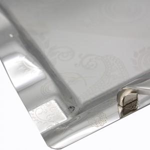 سینی استیل یونی هوم دو سایز005