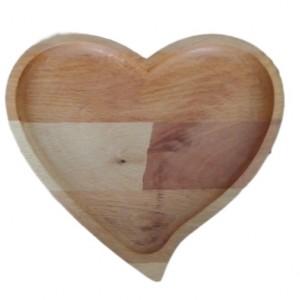 بشقاب قلب کوچک