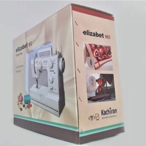 چرخ خیاطی کاچیران مدل elizabet902