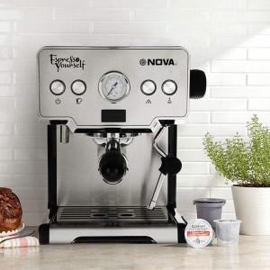 اسپرسوساز نوا مدل NOVA NCM-128EXPS