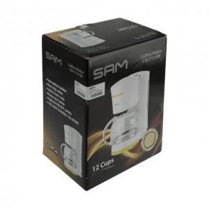 قهوه ساز سام مدل CM-713 GM