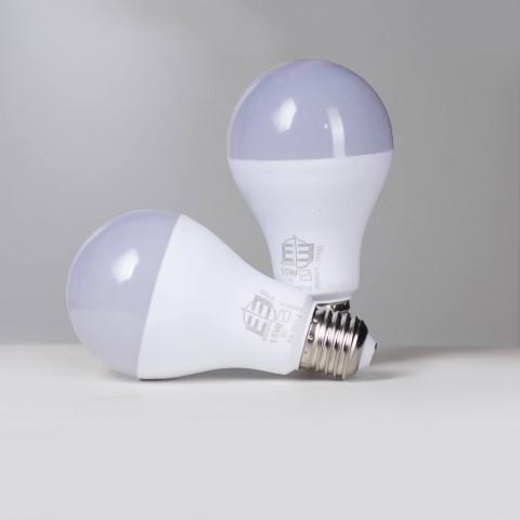 لامپ ای ای دی 15 وات (حبابی)