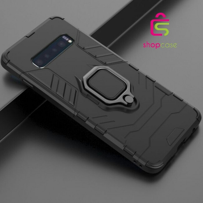 کاور گوشی مدل Panter-Magnetic car case Samsung - S series