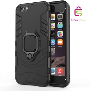 کاور گوشی مدل iron-Magnetic car case iphone
